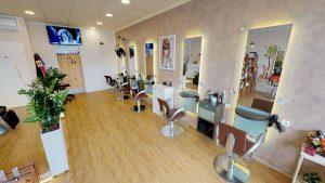 virtuelle friseur salons 360 grad